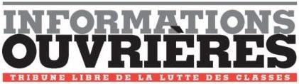 Informations Ouvrières